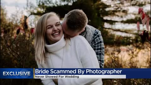 'Robbed of those memories:' Wisconsin brides say they were...
